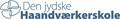 logo Den jydske Haandværkerskole